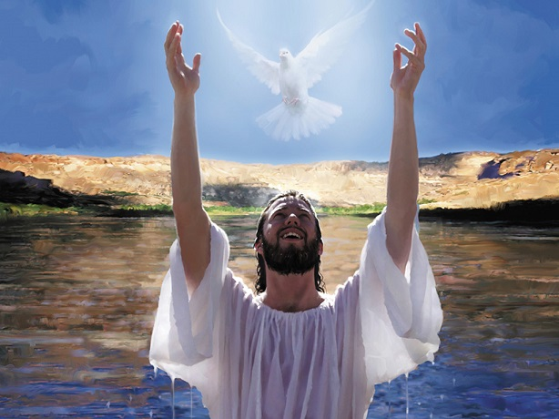 "... water and the spirit, he cannot enter the kingdom of God"" John 3: 5"